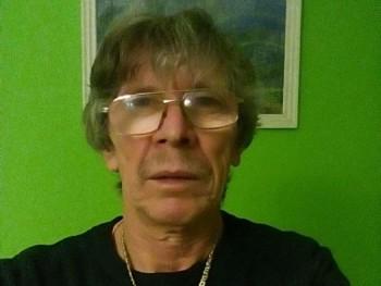 Jano52 68 éves társkereső profilképe