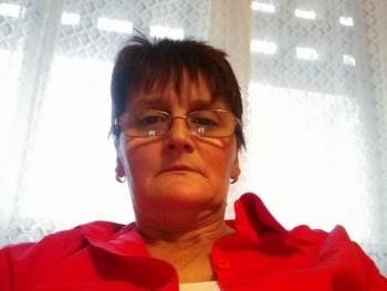 Tünde49 52 éves társkereső profilképe