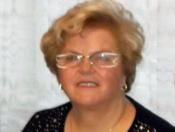 amóca 65 éves társkereső profilképe