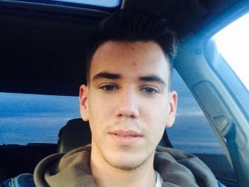 Turcsan Tamas 25 éves társkereső profilképe
