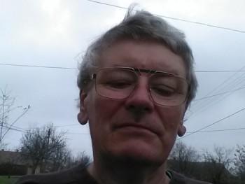 Tibor57 59 éves társkereső profilképe