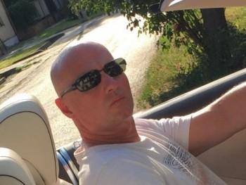 Nagy Béla 48 éves társkereső profilképe