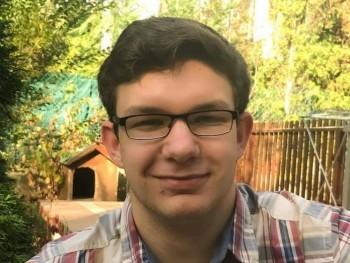 gyuri98 21 éves társkereső profilképe