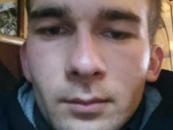 David23 26 éves társkereső profilképe
