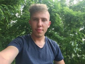 Dominik1312 21 éves társkereső profilképe