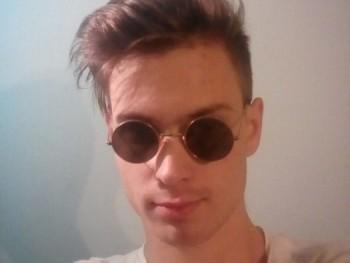 Arthur99 20 éves társkereső profilképe