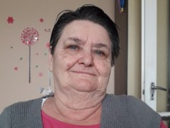 Alföldi Mária - 66 éves társkereső fotója