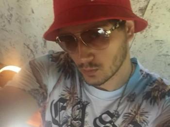 don matias 28 éves társkereső profilképe