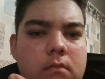 Busa Róbert 19 éves társkereső profilképe