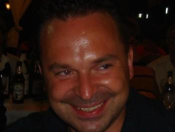 Barna Buli 44 éves társkereső profilképe