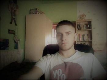 krisztian38 21 éves társkereső profilképe