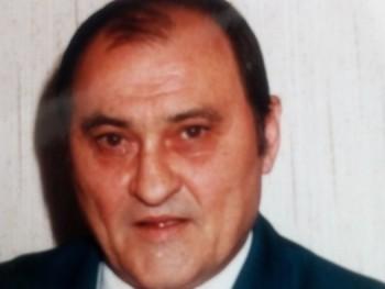 István 1946 73 éves társkereső profilképe