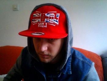 ChristianusZara 26 éves társkereső profilképe