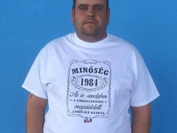 Bazsi33 36 éves társkereső profilképe
