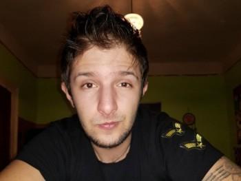 HungarianBoy96 24 éves társkereső profilképe
