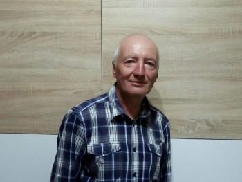 geza54 66 éves társkereső profilképe