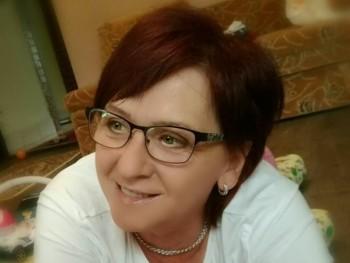 Kati64 56 éves társkereső profilképe