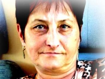 etelka50 70 éves társkereső profilképe