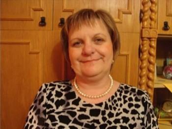 Veszprémi Zita 62 éves társkereső profilképe