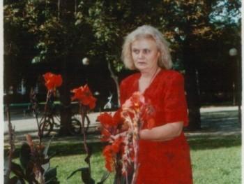 Lusziana 70 éves társkereső profilképe