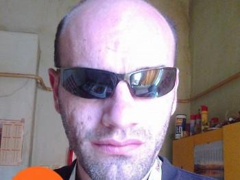 Szauer Gábor 38 éves társkereső profilképe