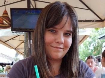 Evelin0406 28 éves társkereső profilképe