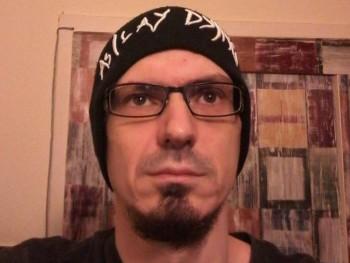 Goodgod 41 éves társkereső profilképe