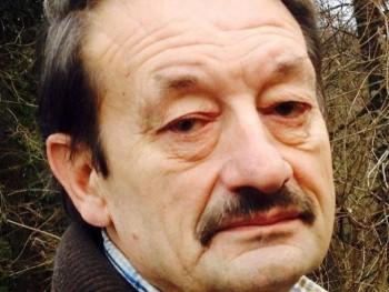 kreator 58 éves társkereső profilképe