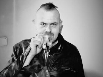 hajdu geza 52 éves társkereső profilképe