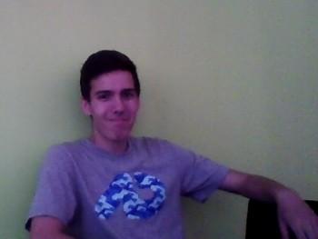 pussyfucker69 20 éves társkereső profilképe