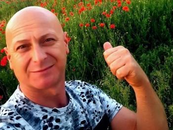 Brucce Willis 55 éves társkereső profilképe