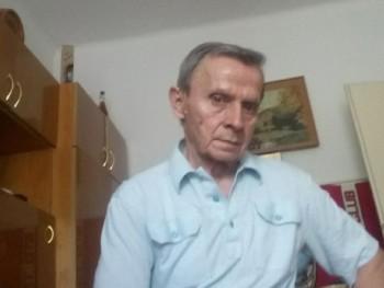 Kőrös István 68 éves társkereső profilképe