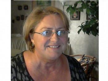 Kicsikacsa 60 éves társkereső profilképe