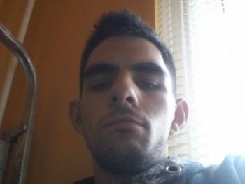 Turi Márk 26 éves társkereső profilképe