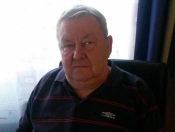 cseresznye 71 éves társkereső profilképe