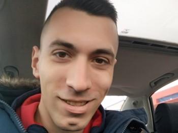 Matt1885 24 éves társkereső profilképe