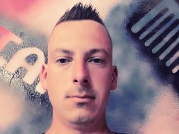 Dean08 27 éves társkereső profilképe