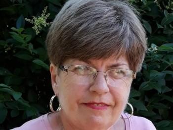 puszizsuzsi 66 éves társkereső profilképe