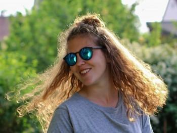 p-panka 17 éves társkereső profilképe