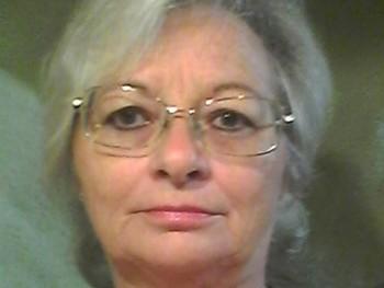 KÉKLAGUNA13 62 éves társkereső profilképe