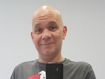 Pain 44 éves társkereső profilképe