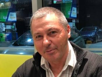 Geri 57 éves társkereső profilképe