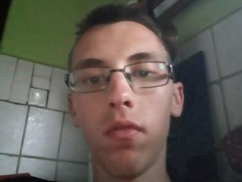 Misi16 19 éves társkereső profilképe