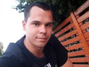 Családi srác 23 éves társkereső