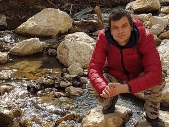 RabiBalázs 28 éves társkereső profilképe
