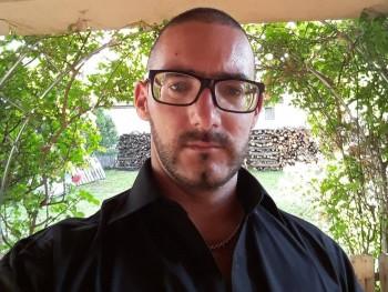 Nandex 34 éves társkereső profilképe