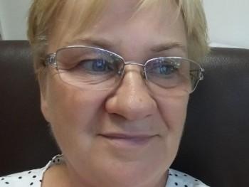 Giuditta 63 éves társkereső profilképe