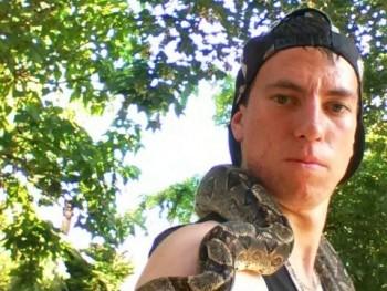minona 21 éves társkereső profilképe