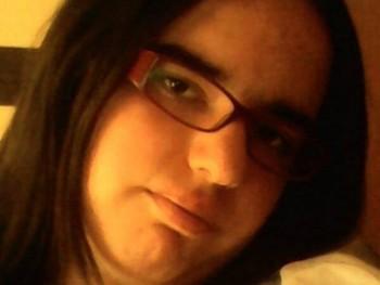 szandra 26 éves társkereső profilképe