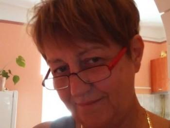 Borcsi 63 éves társkereső profilképe